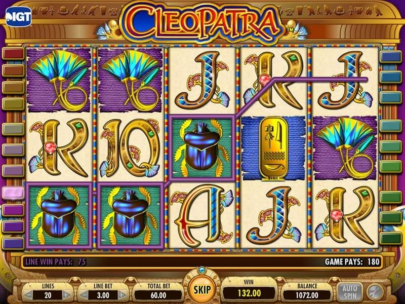 Cleopatra Slots Review: Simple Slot Machine for Fast-Paced Play